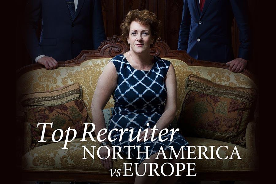 Recruitment heavyweight Ann Swain on chairing Top Recruiter, Team Europe
