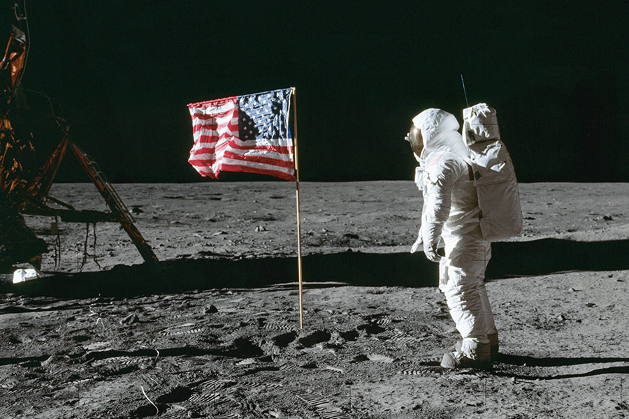 HR lessons from the first-ever moon landing