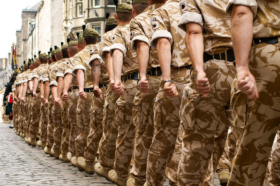 Army job applications soar despite 'insulting' Snowflake ad campaign