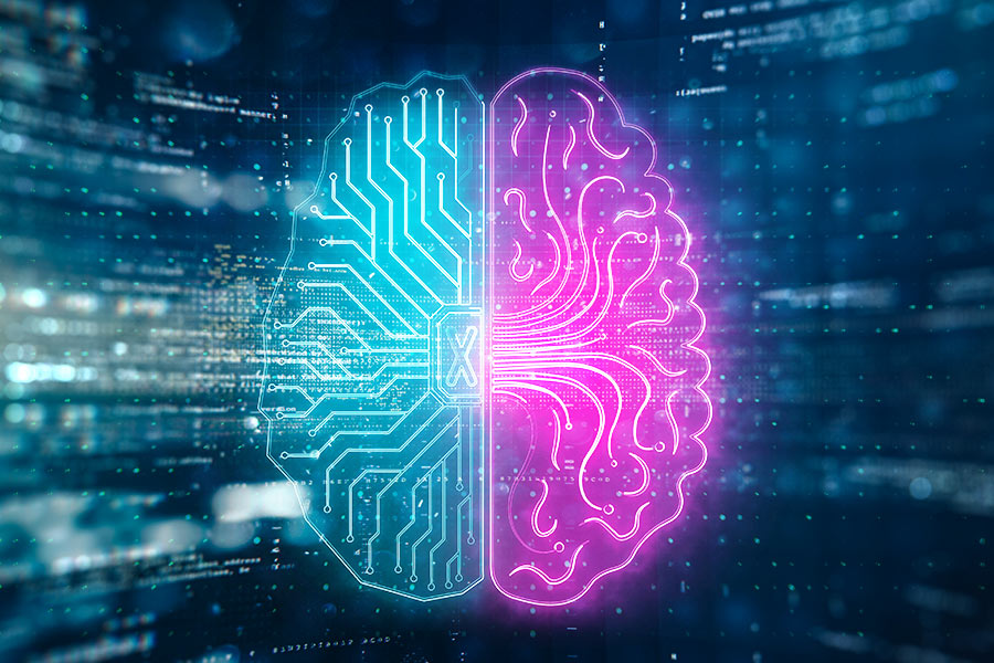 How can you lead with AI in the workplace?