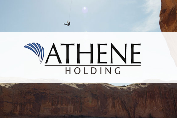 Athene Holding hires a CFO