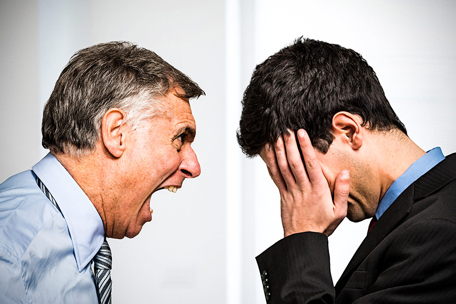 Are bad bosses driving your staff away?