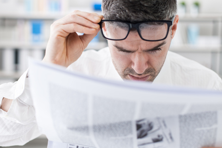 Negative press has shocking effect on recruitment