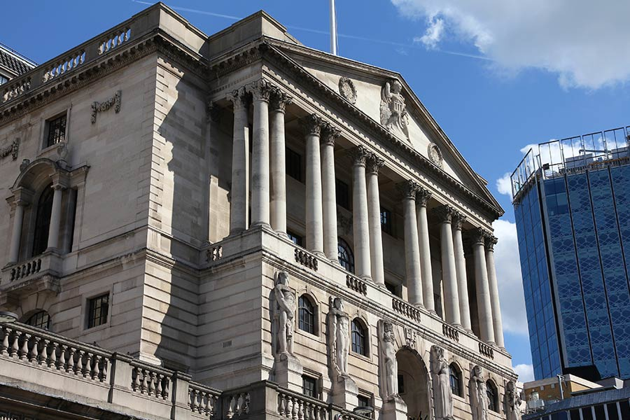 Bank of England starts search for new boss