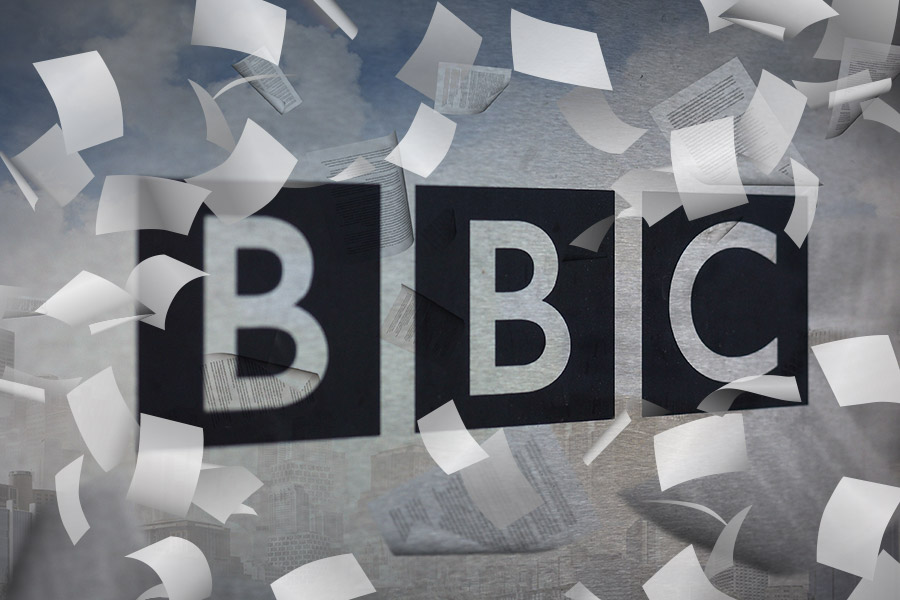 BBC ridiculed for 4-page job advert littered in buzzwords