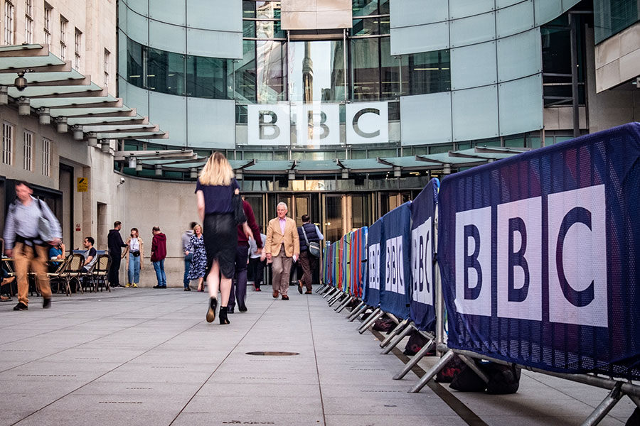 Why BBC asked staff to use gendered pronouns in emails