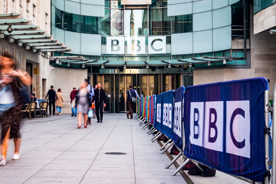BBC's sky-high salaries reveal SHOCKING discrepancies