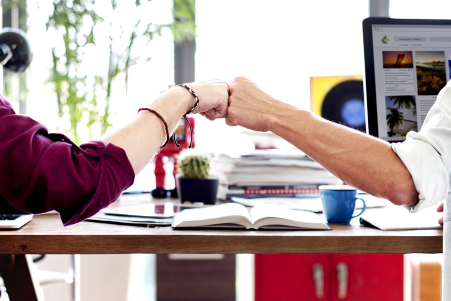 Why having a workplace best friend is key to happiness