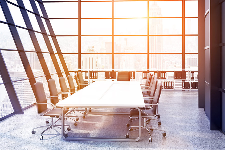 How to build a great Boardroom