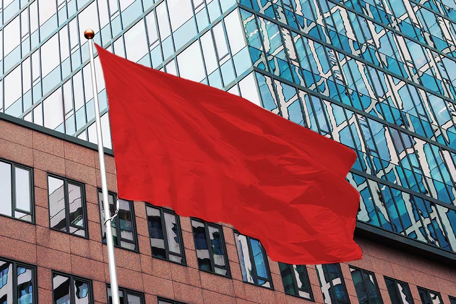 The five worst 'red flags' that put off employees