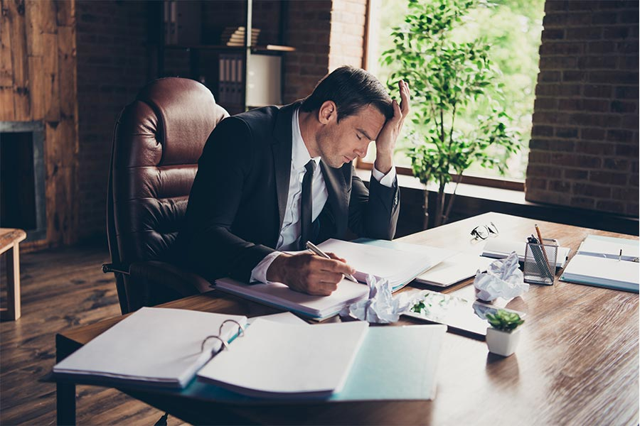 These are the biggest worries facing CEOs in 2019