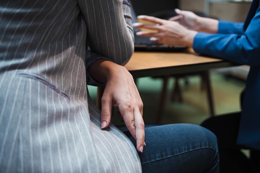 'Fake recruiter' tricked friend in SEVEN-MONTH job scam