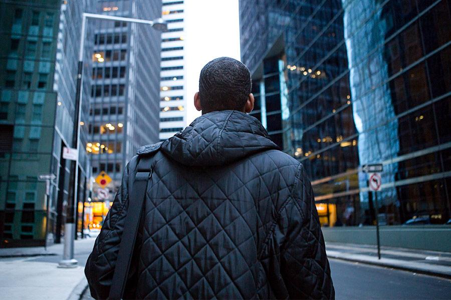 Black men changing their names to get job interviews