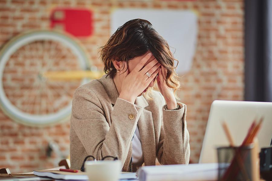 2 in 3 workers blame their job for worsening mental health