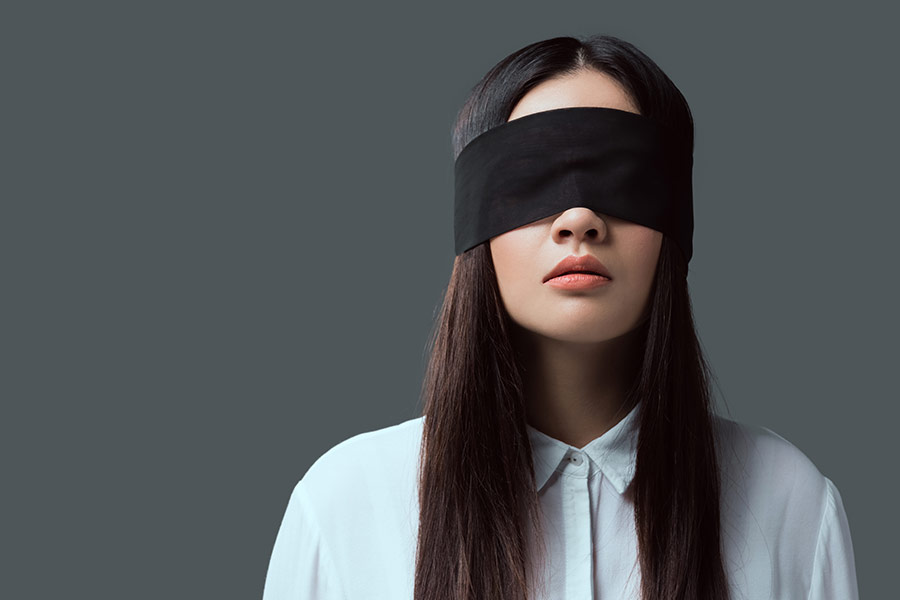 Are blindfolded interviews the future?