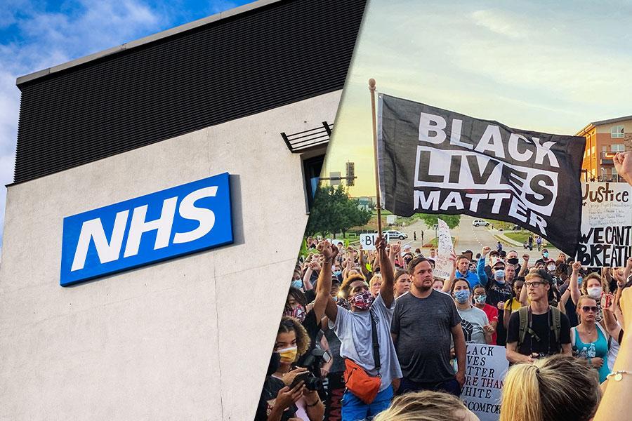 NHS offers training to help staff 'understand white privilege'