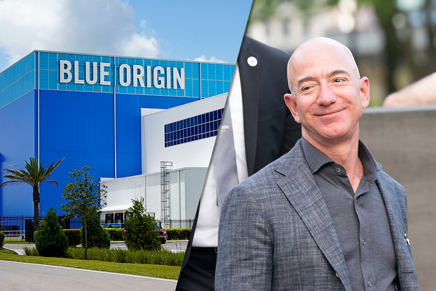 Amazon founder's space flight firm rocked by 'toxic workplace' allegations