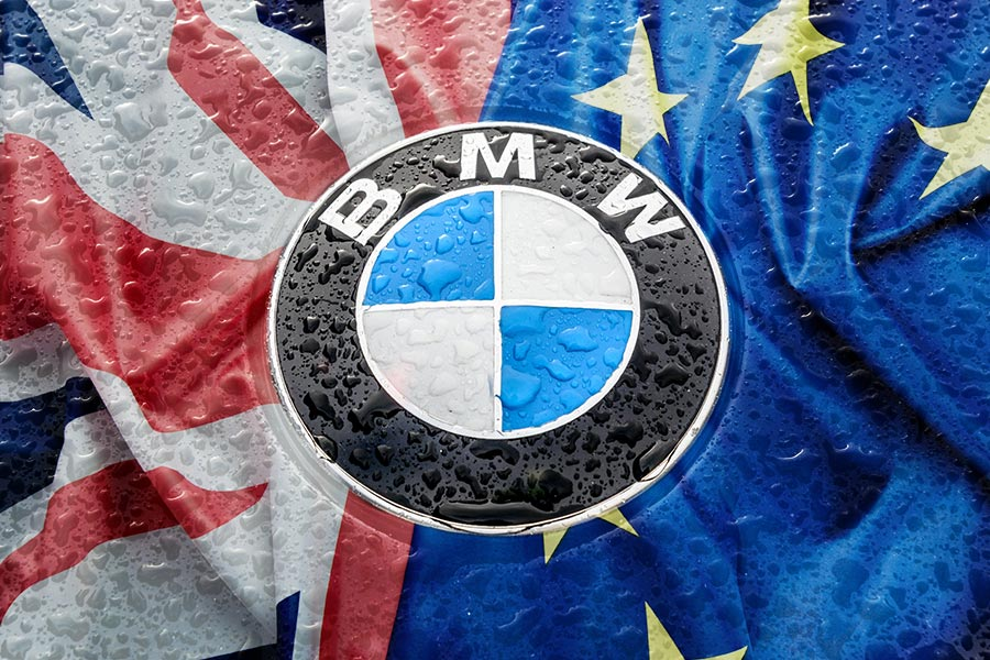 BMW workers could face unpaid leave with no-deal