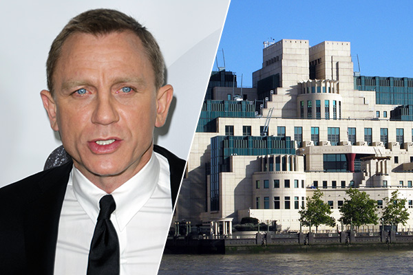 Why MI6 wouldn't hire Bond