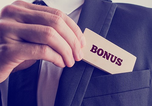 CEO bonuses get hiked, dropped, and docked
