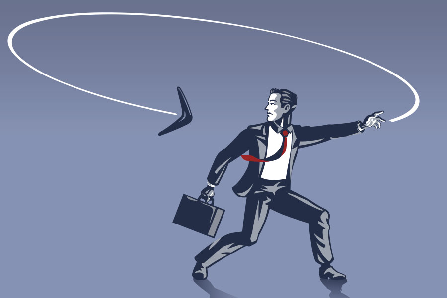 Boomerang employees - the latest trend of the 'Great Resignation'?