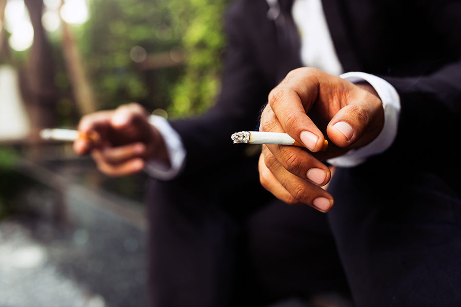Boss gives non-smoking staff THIS perk each year