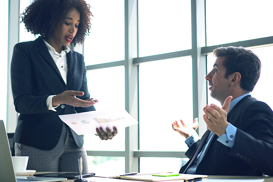 Bosses face more discrimination if they are women