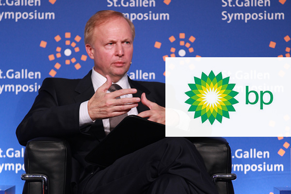 BP CEO's pay packet branded 'unreasonable and insensitive'