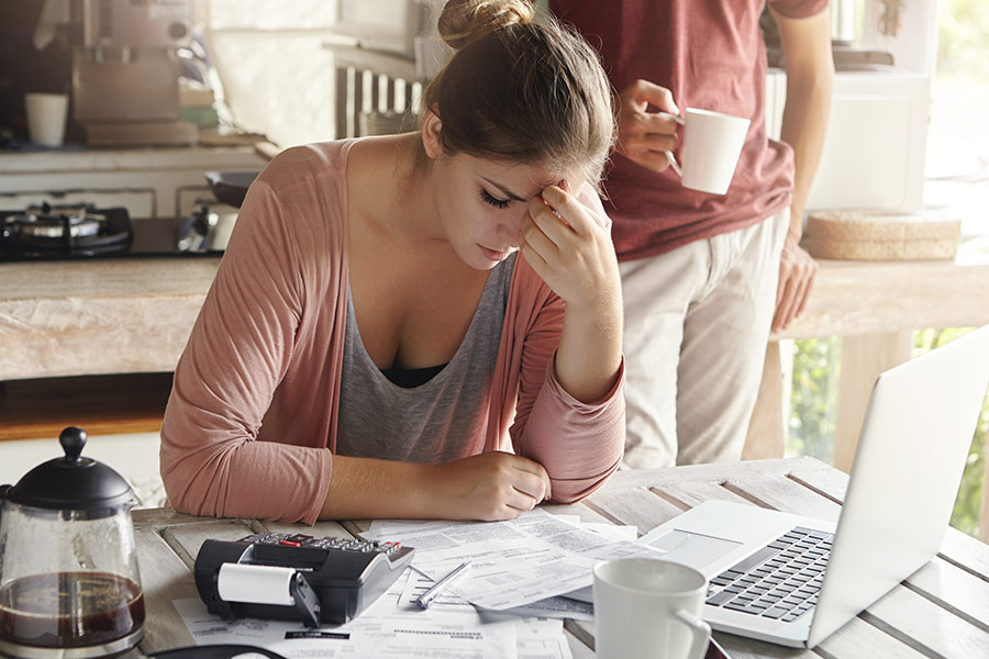 Businesses harmed by poor employee financial wellbeing