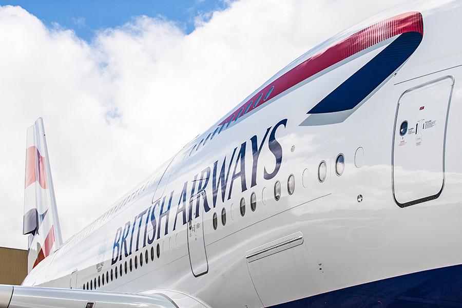 Oliver Sanderson make crucial British Airways hire