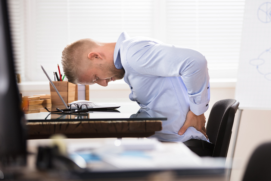 Third of Brits have more aches & pains