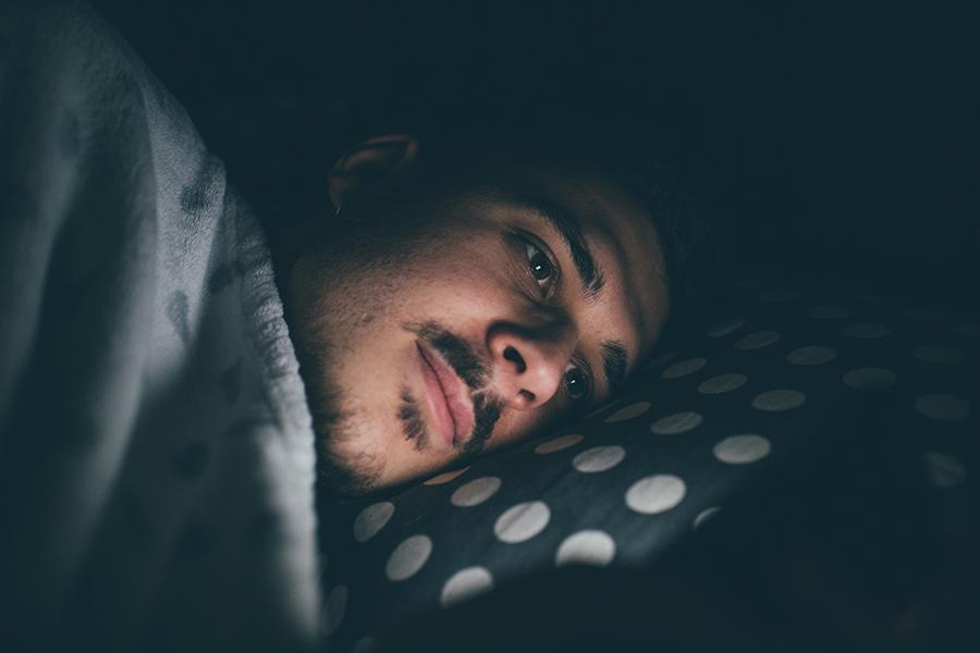 Nearly half of Brits lose sleep due to work worries