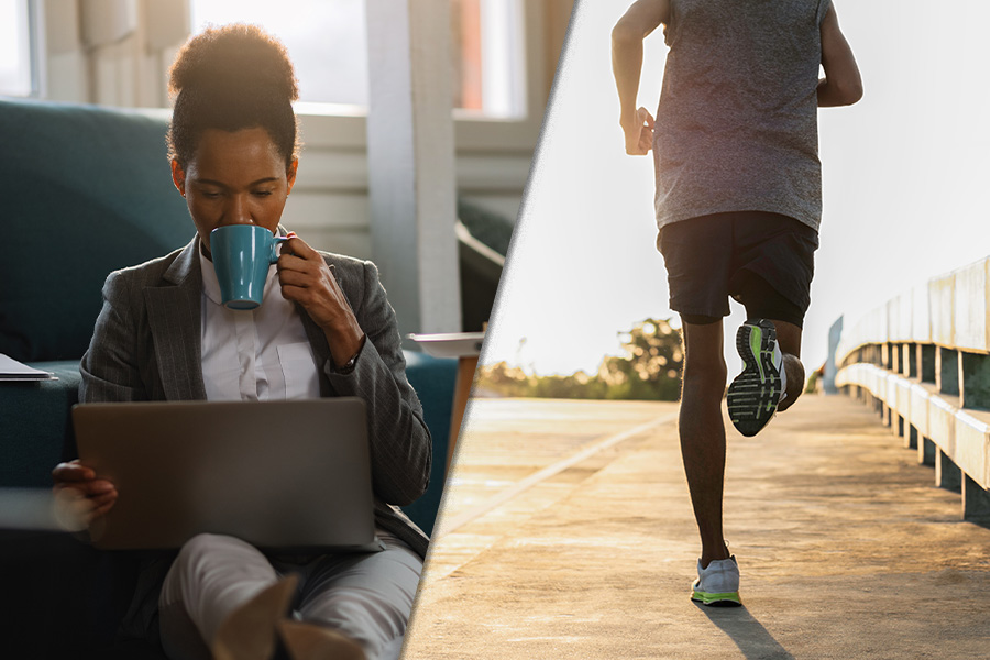 Brits rank work-life balance more positively due to pandemic