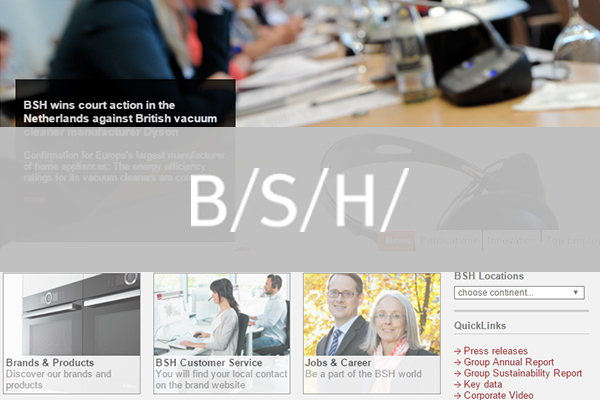 BSH UK and Ireland appoints HR Director