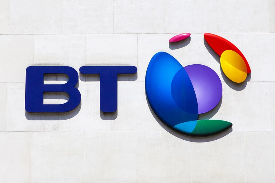 BT Chief's pay cut by MILLIONS following shock scandal