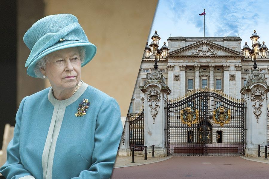 Buckingham Palace reveals shocking workplace diversity data