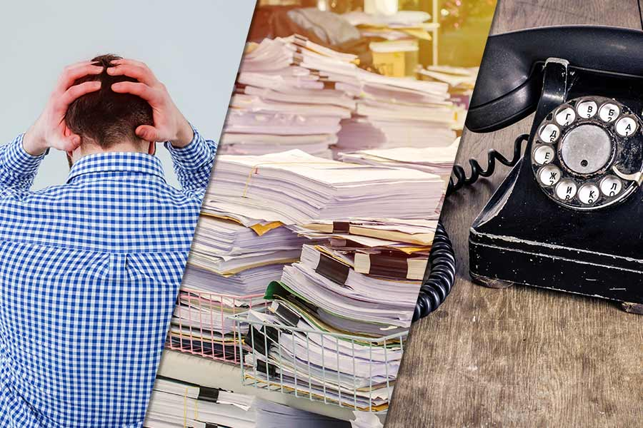 10 most frustrating aspects of job-hunting - according to UK candidates