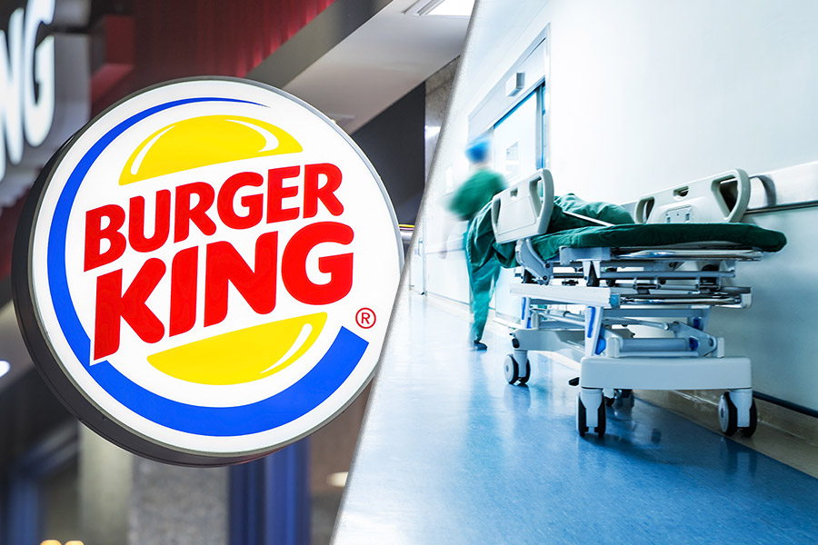 Burger King suffers embarrassing 'bad conditions' QUIT fiasco