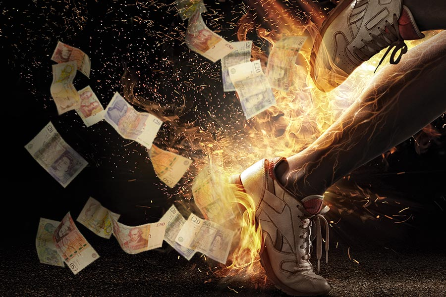 Burn more to earn more? How your workout affects your pay...