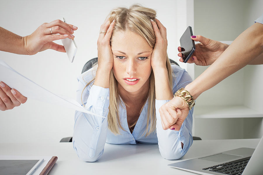 Employee burnout is a company issue - not a personal one