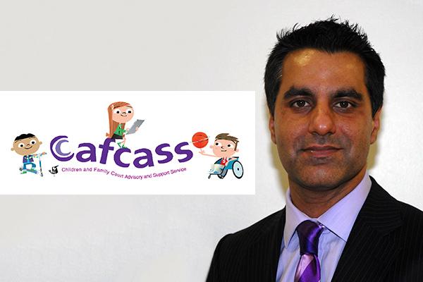 Five minutes with: Jabbar Sardar, Director of HR & OD at Cafcass