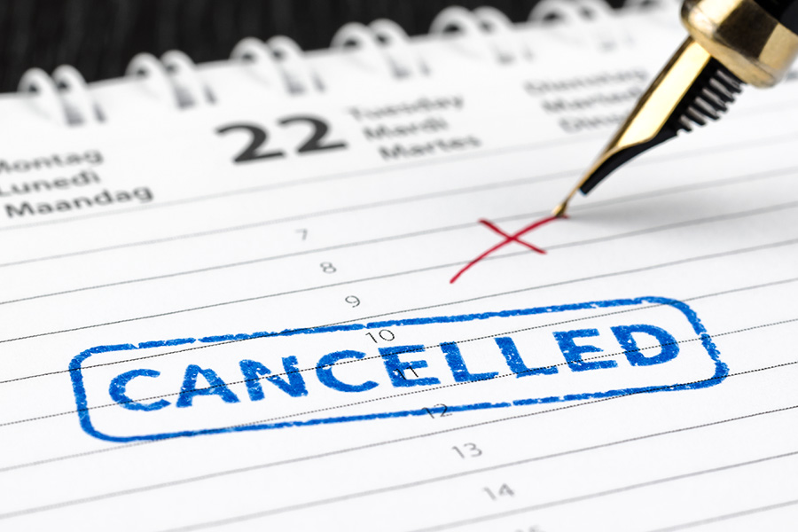 Cancelled interviews are your candidates' number one complaint