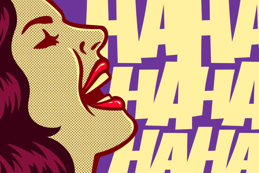 Should you tell your candidate to joke in an interview?