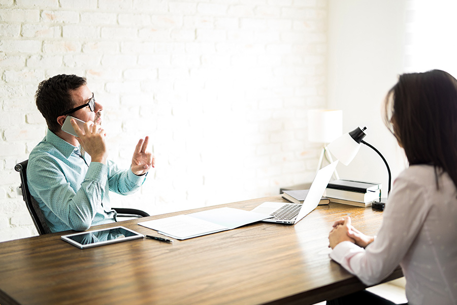 5 things recruiters judge candidates on in a first interview