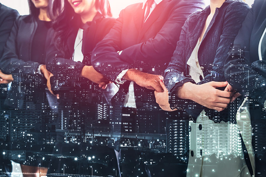 Making the human difference in the hybrid workforce