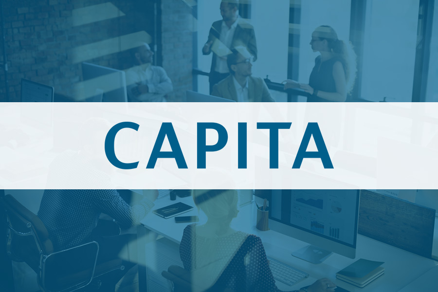 Capita close to selling recruitment arm following tumultuous year