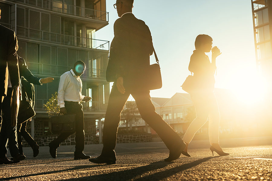 3 business leaders who reject early working
