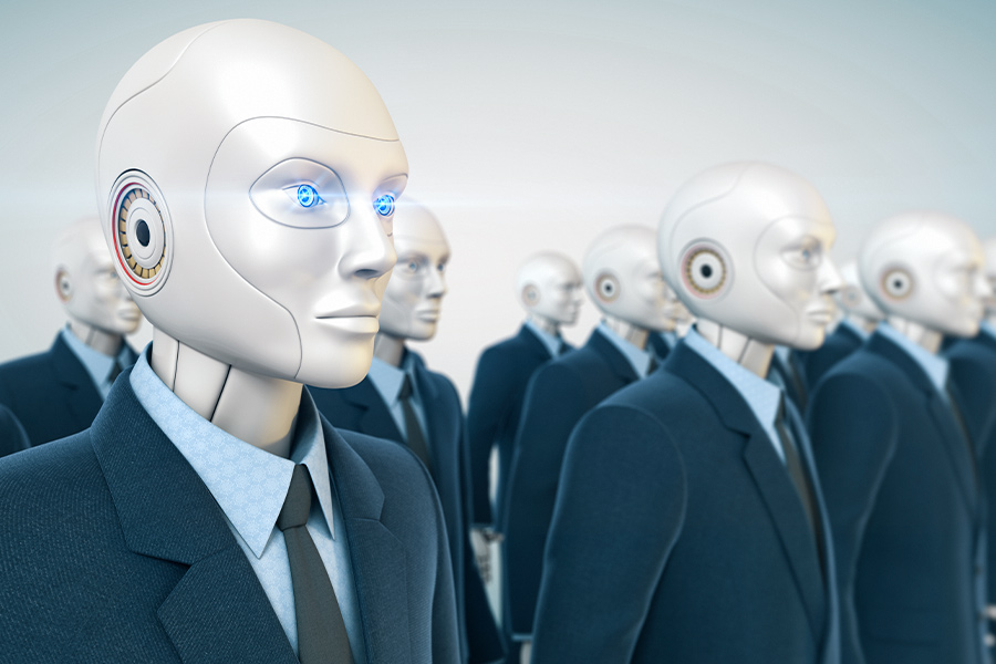 Could CEOs be automated in the future?