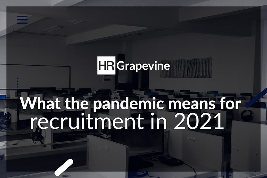 The changing face of recruitment