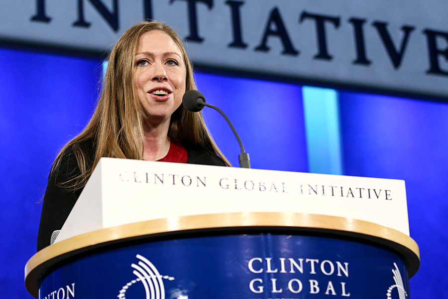 Bill Clinton's daughter pockets $300k for 6 Board meetings